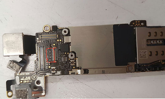 iPhone 5 No display Lcd (Blank Lcd) issues. iPhone 5 LCD Not Working.