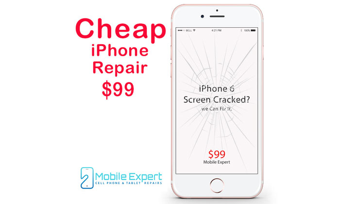Cheap iPhone Screen Repairs Brisbane