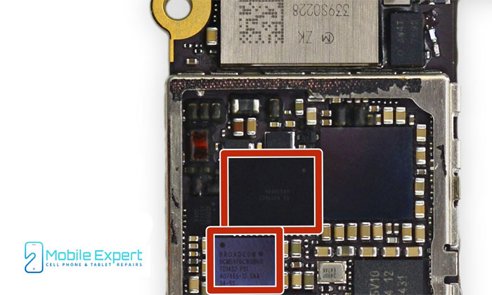 iPhone 6 & 6 Plus Touch IC Repair Brisbane