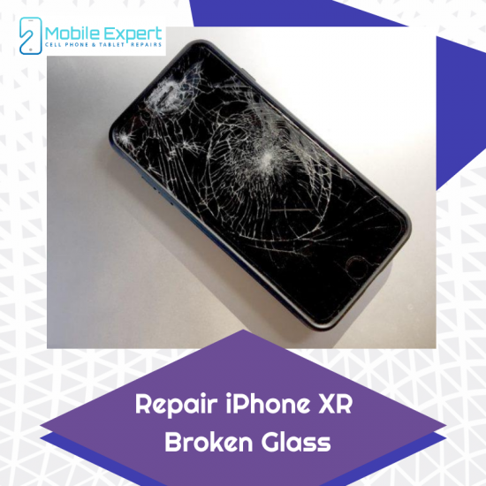 Why Should one Repair iPhone XR Broken Glass Immediately