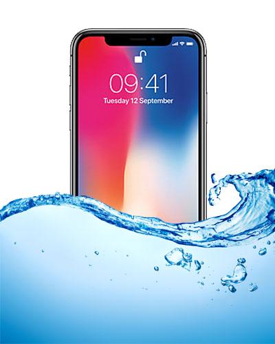 Get iphone xs water damage repair