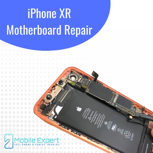 iPhone XR Motherboard Repair