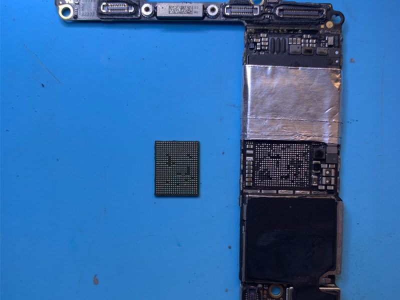 iPhone 7 Baseband Problem, No Network, No IMEI, No Signal.