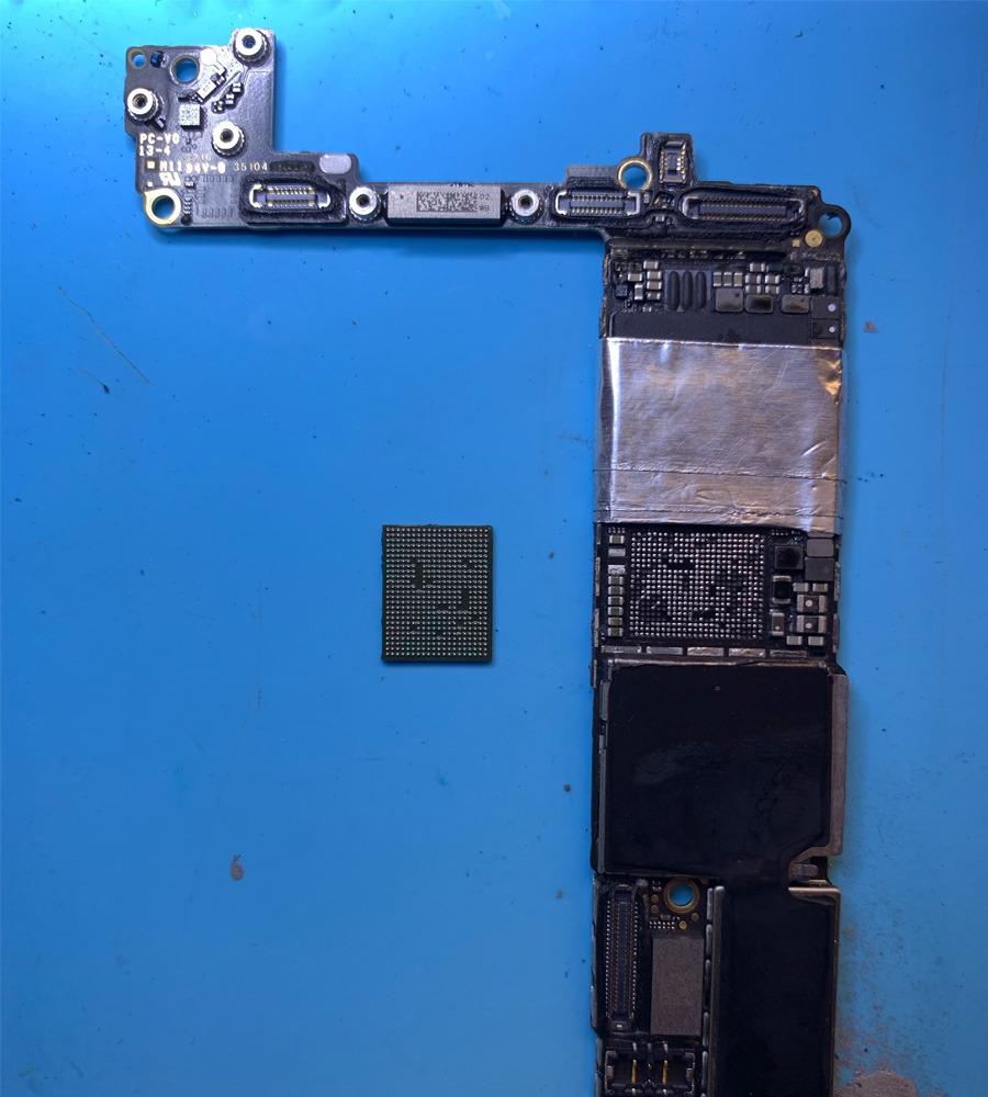 Iphone 7 baseband problem