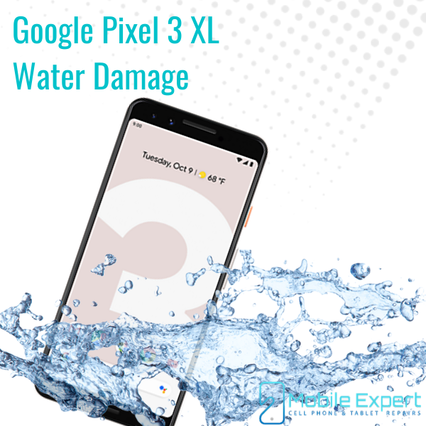 Google Pixel 3 XL Water Damage