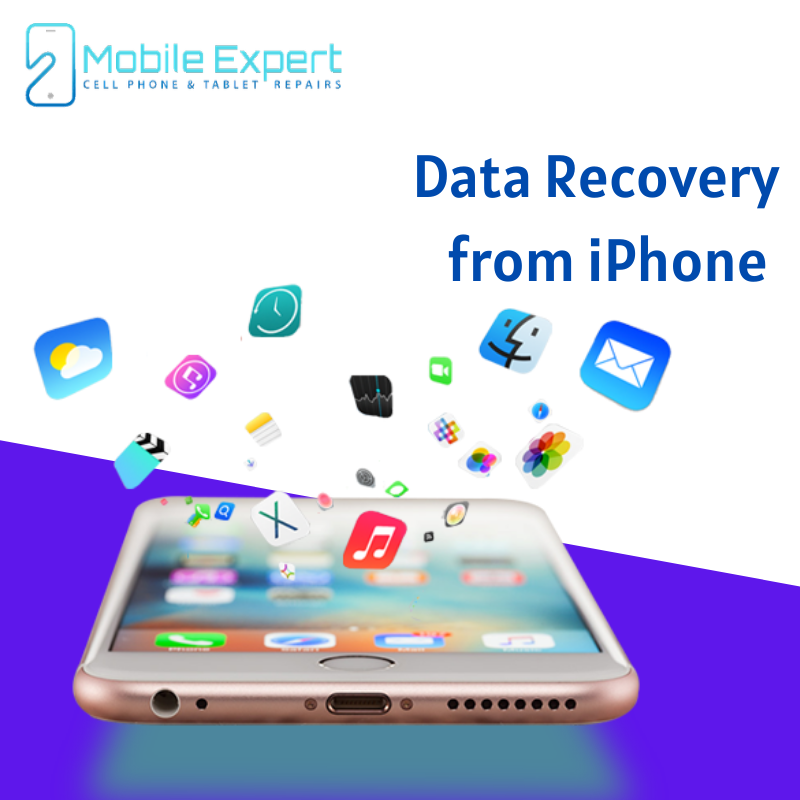 Data Recovery from iPhone