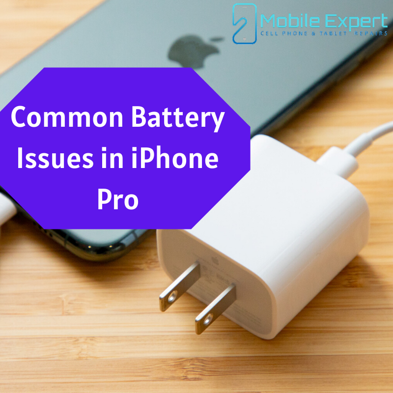 iPhone 11 Pro Battery Issue